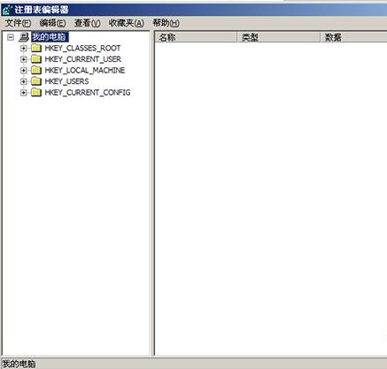 U盘启动WinPE注册表编辑器的使用方法  第3张