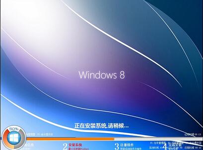"""先要准备好一个制作好的U盘装机大师U盘启动盘,制作方法可以参阅""""U盘启动盘制作教程"""";   然后自己到网上百度搜索一个windows系统的镜像包,放在U盘中任意位置即可;   接着就是查询好自己所用电脑的启动快捷键了。   1、将制作好的u盘装机大师U盘连接电脑,重启电脑,画面出现开机logo时按下启动快捷键,选择u盘所在的选项,按回车键进入U盘装机大师主菜单,如图所示:    2、进入U盘装机大师主菜单,选择""""02."""