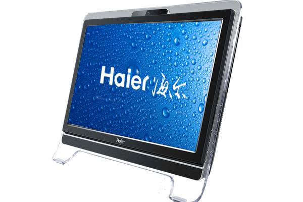 海尔乐趣q20一体机u盘装系统怎么装